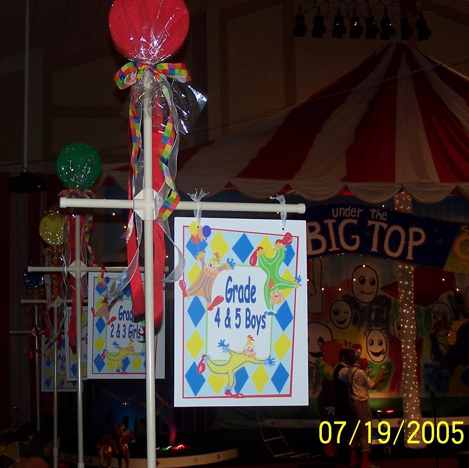 diy church banners